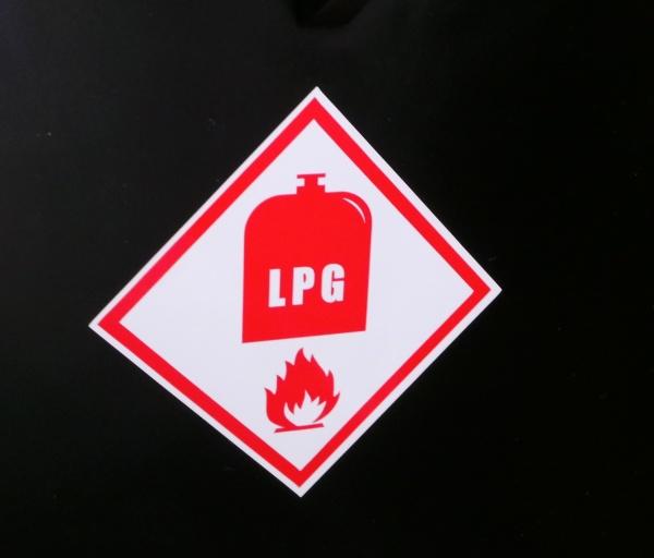 Lpg Sticker Madmatz