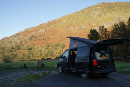 T6 Hire from Madmatz Nene Valley Campers