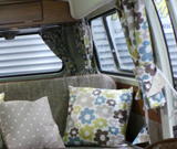 Camper Curtains & Track