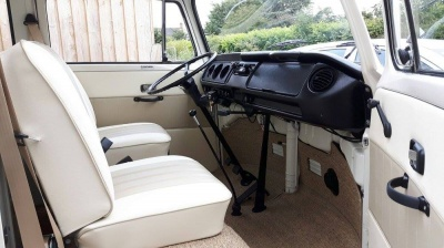 Classic Vinyl Panel Sets for VW Baywindow