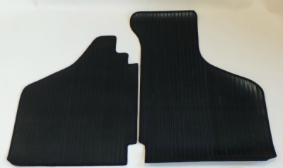 Karmann Ghia Rubber Over Mats Fronts Only