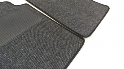 Beetle - 2 Piece overmat set - Left Hand Drive - Anthracite