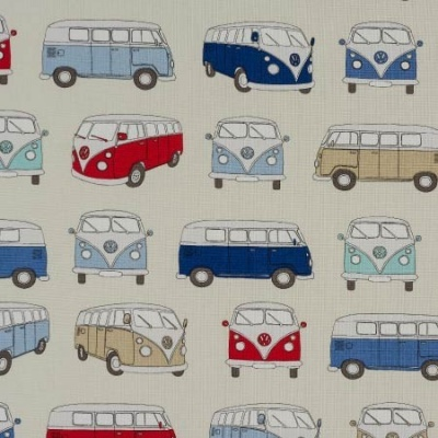 Campers on Curtains