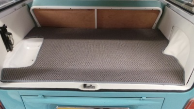Sisal Brazilian Baywindow Rear hatch