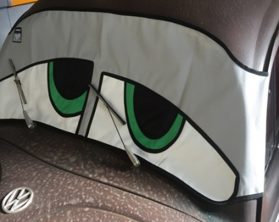Oval Beetle Bugeye Sunshade