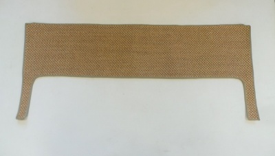 Sisal Rear Mat VW Bay Double Cab
