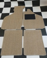Sisal Over Mats for Karmann Ghia