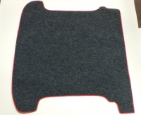 Sisal T5 / T6 Rear Boot Mat