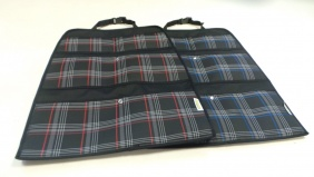 VW Golf Plaid T25 / Late Bay seat storage system