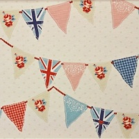 Bunting and Patchwork