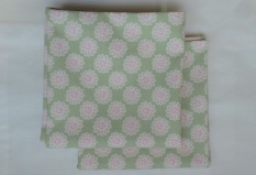 Sage Green Daisy Cushion covers