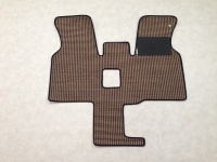 Sisal T4 Mat with Walk Through