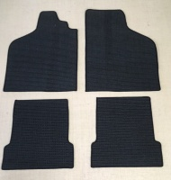 Sisal Over Mats for Type 3 Square Back or Notch Back