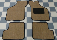 Sisal Over Mats for Classic Minis