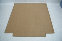 Sisal Split Screen Cargo Mat