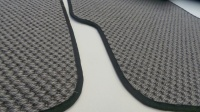 Sisal Type 25 footwell mats -sale