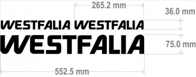 Westfalia Graphic